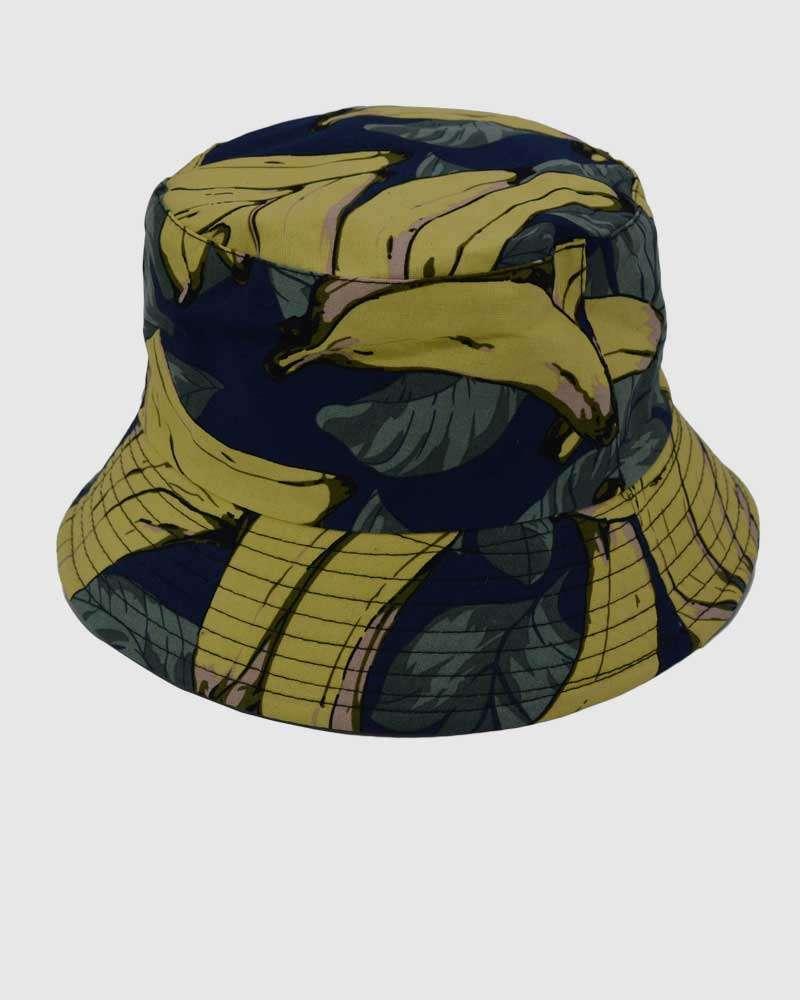 Banana Design Bucket Hat