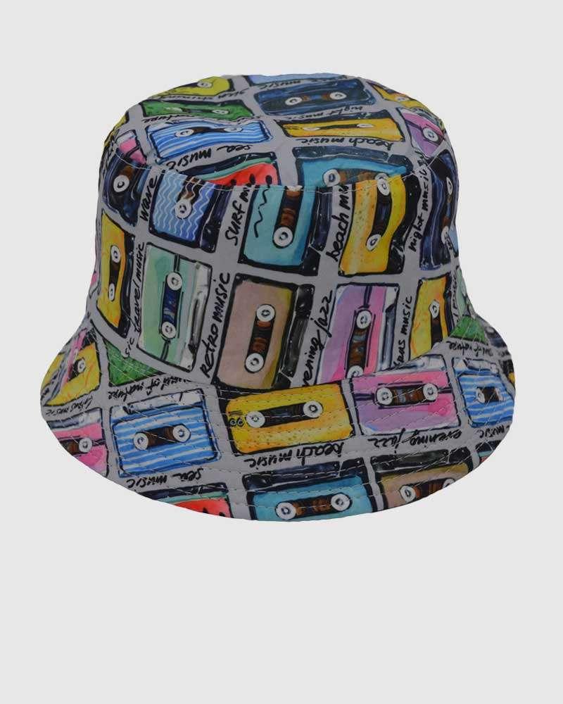 1920s Bucket Hat